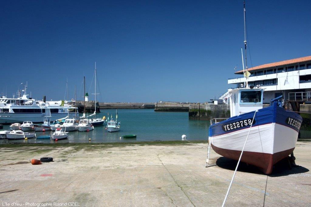 bateaux port joinville ile d'yeu