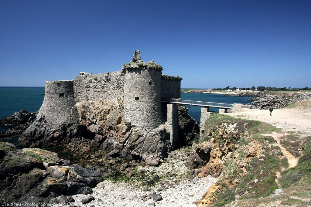 vieux château ile d'yeu
