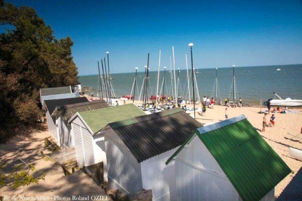 ile de Noirmoutier bois de la chaize