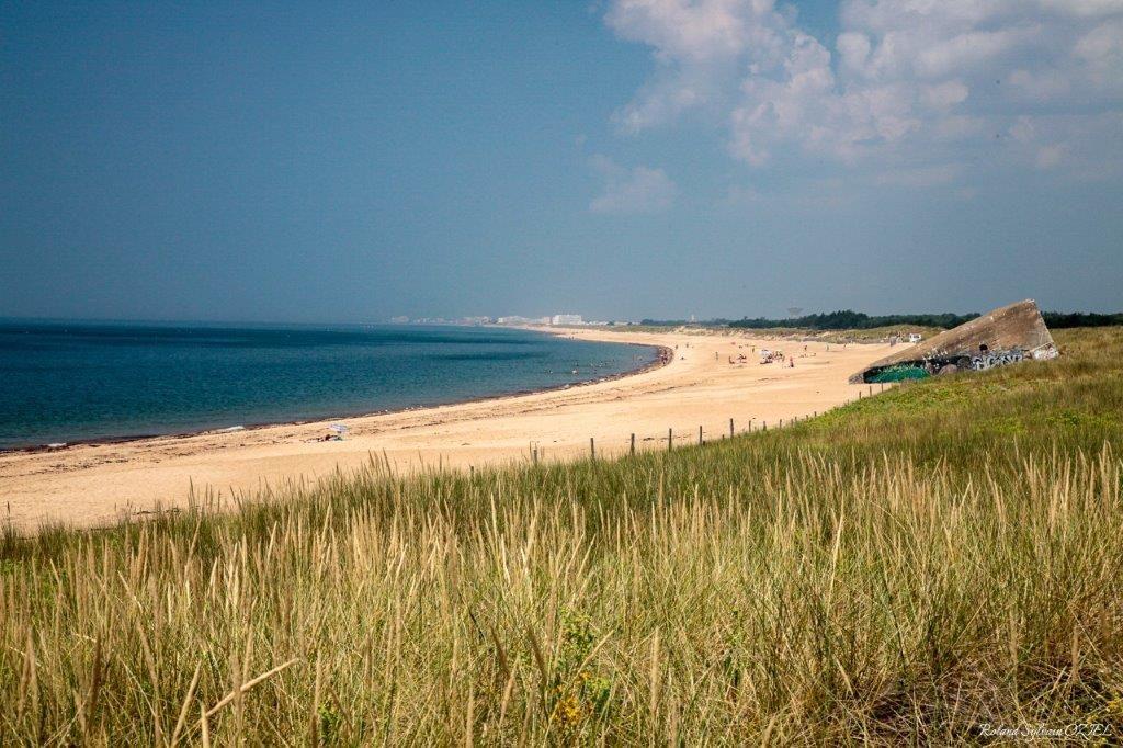 Les plages de Saint Hilaire de Riez et Saint Gilles Croix de Vie