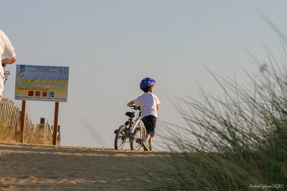 pistes cyclables et randonnées