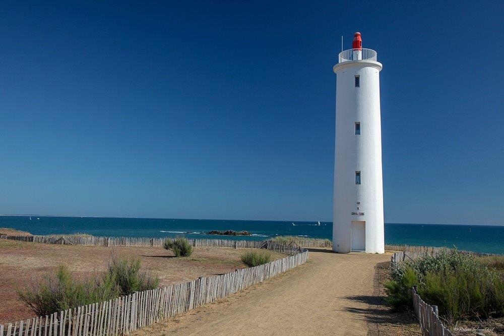 phare st hilaire de riez Vendée