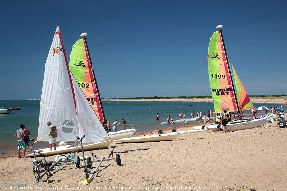 catamarans Vendée