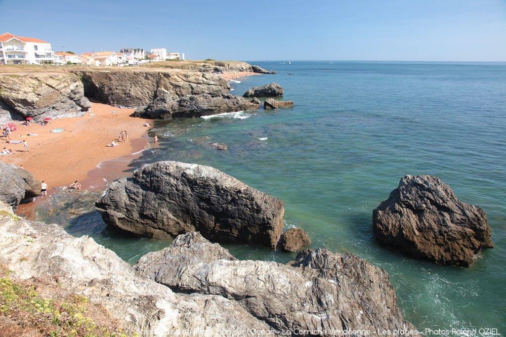 la corniche de sion Vendée