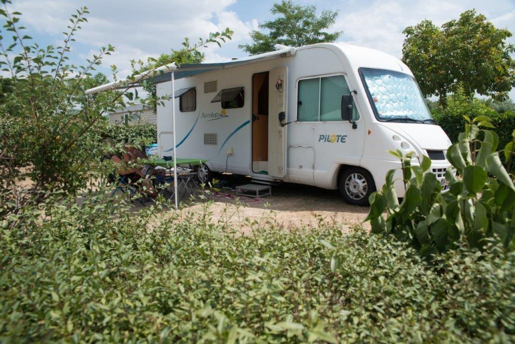 emplacement camping car vacances