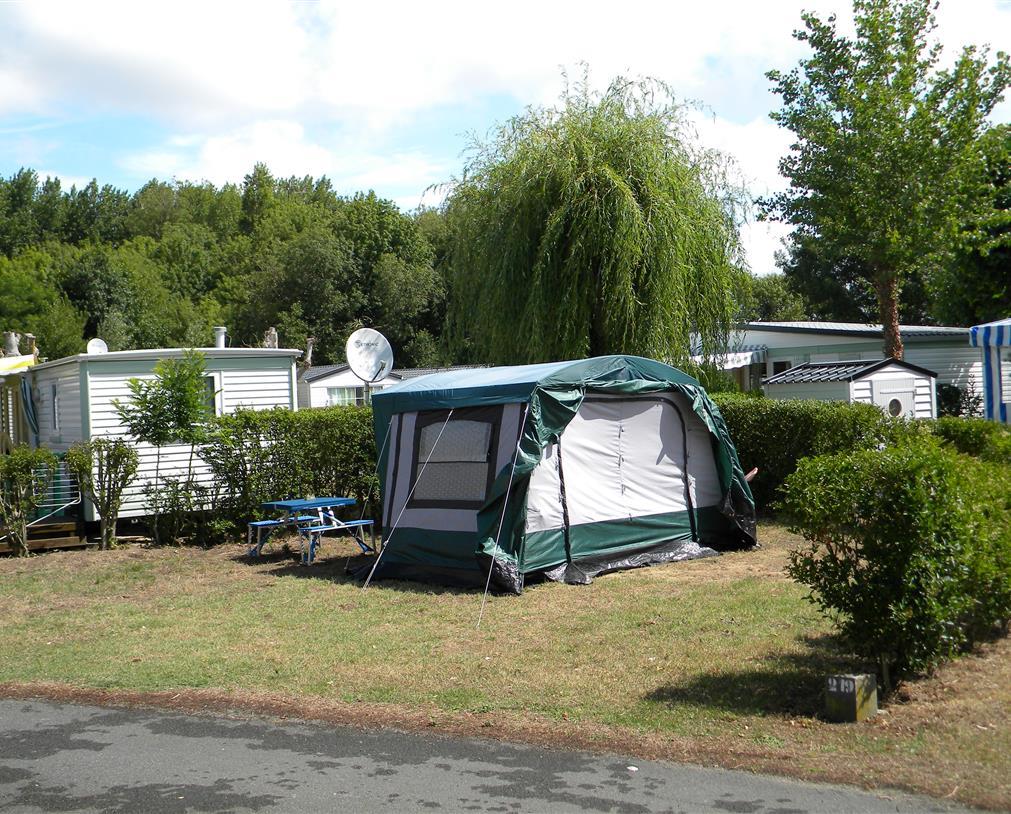 les emplacements de camping 2