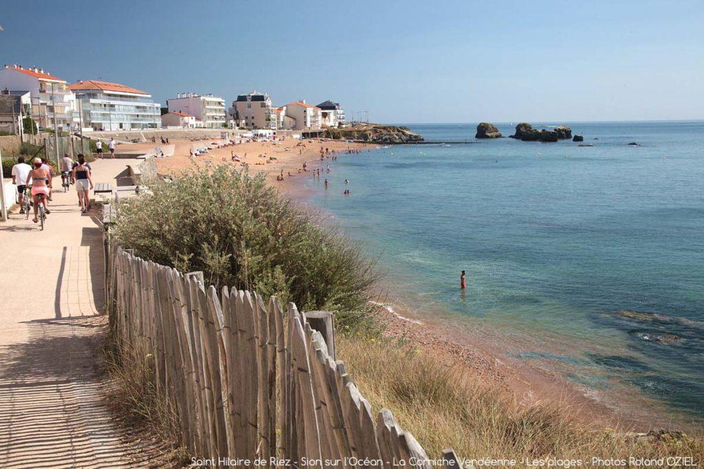 Saint Hilaire de Riez et ses plages