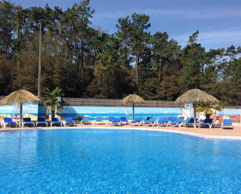 le parc aquatique  camping 5* les Chouans Vendée
