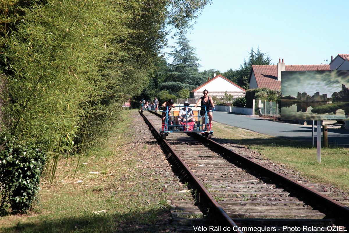 vélo rail