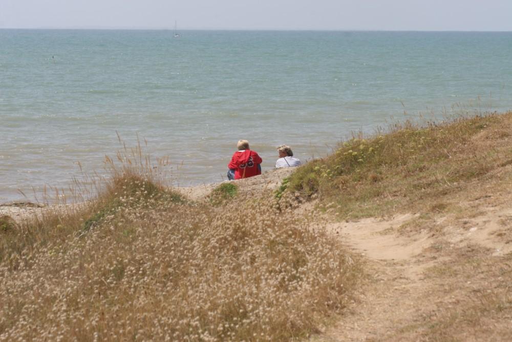 balade en Vendée à St Hilaire de RIez
