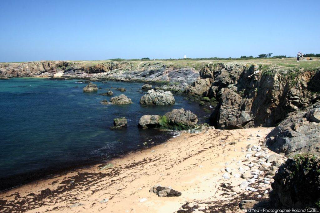 Plage à proximité du camping les Chouans l'un des meilleurs de Vendée