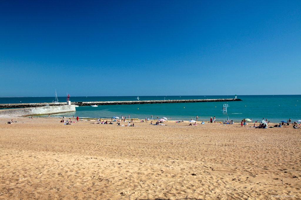 camping proche plage de Boisvinet saint gilles croix de vie