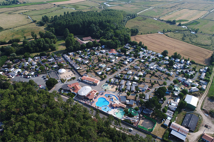 camping pour famille Vendée