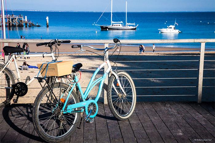 pistes cyclables pour jeunes en Vendée