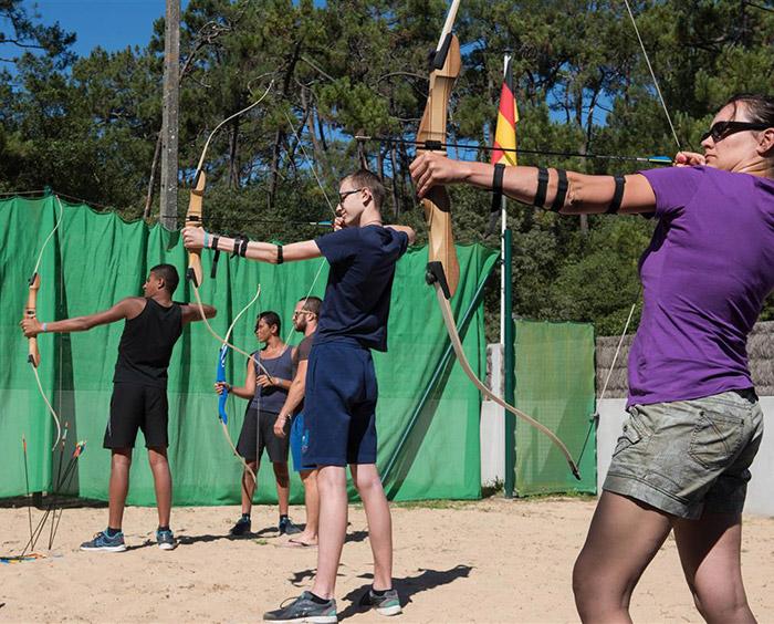 club ados Saint Hilaire camping les Chouans