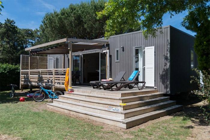 Location de luxe en camping 5 étoiles Vendée
